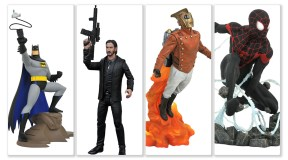 Check Out All the New Items Diamond Select Toys Brought to NYCC