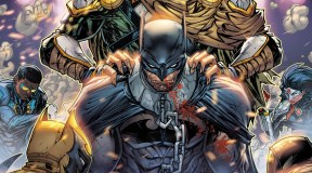 Batman and the Outsiders #7 Review