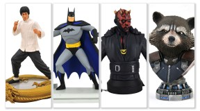 Check out the Spring Preview of new Items coming from Diamond Select Toys and Gentle Giant Ltd.