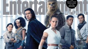 EW reveals Exclusive The Rise of Skywalker Images