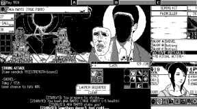 Retro Horror RPG 'WORLD OF HORROR' Coming to Steam and Consoles