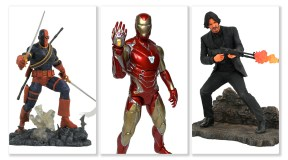 Diamond Select Toys has New Items Available for that Special Someone