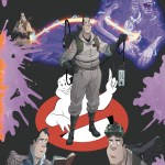Ghostbusters Year One #2