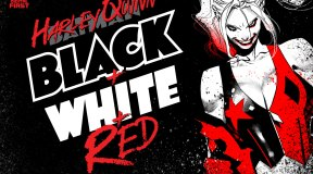 DC Comics to Release Digital Series 'Harley Quinn: Black, White and Red'