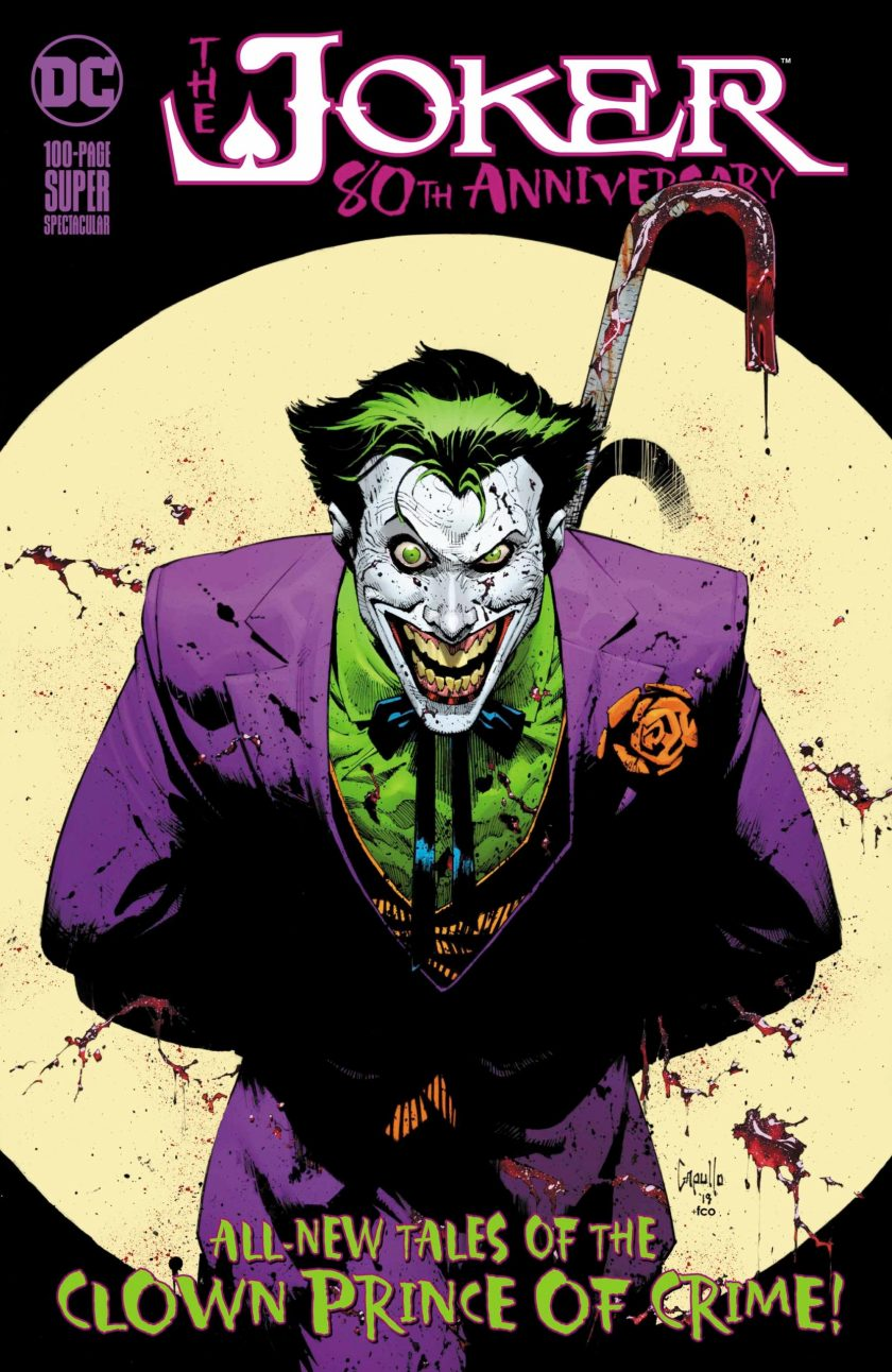 The Joker 80th Anniversary Special