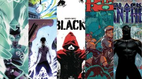 5 Comics from Black Creators Everyone Should be Reading