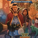 Dr Strange Surgeon Supreme #5
