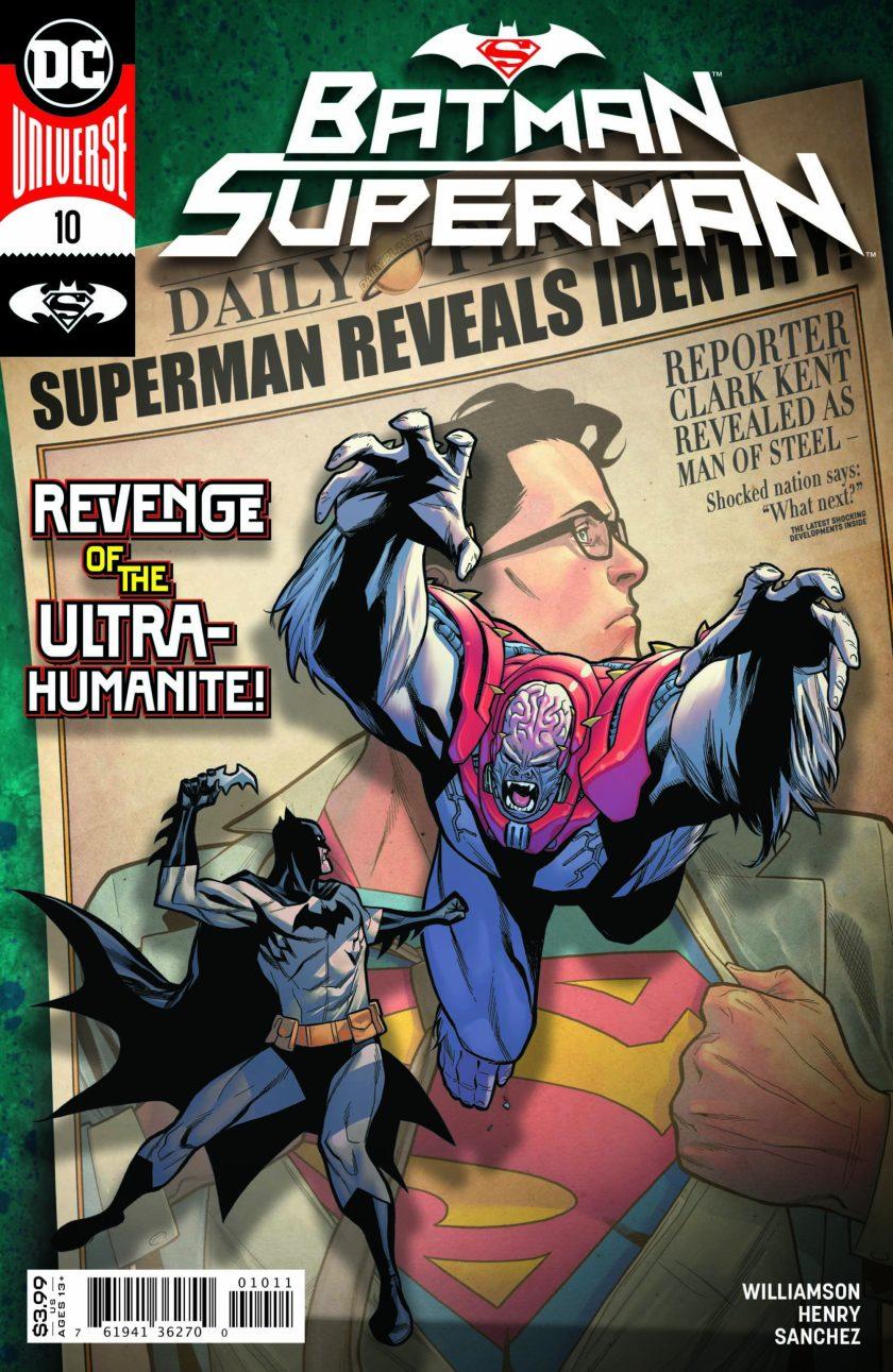 Batman Superman #10
