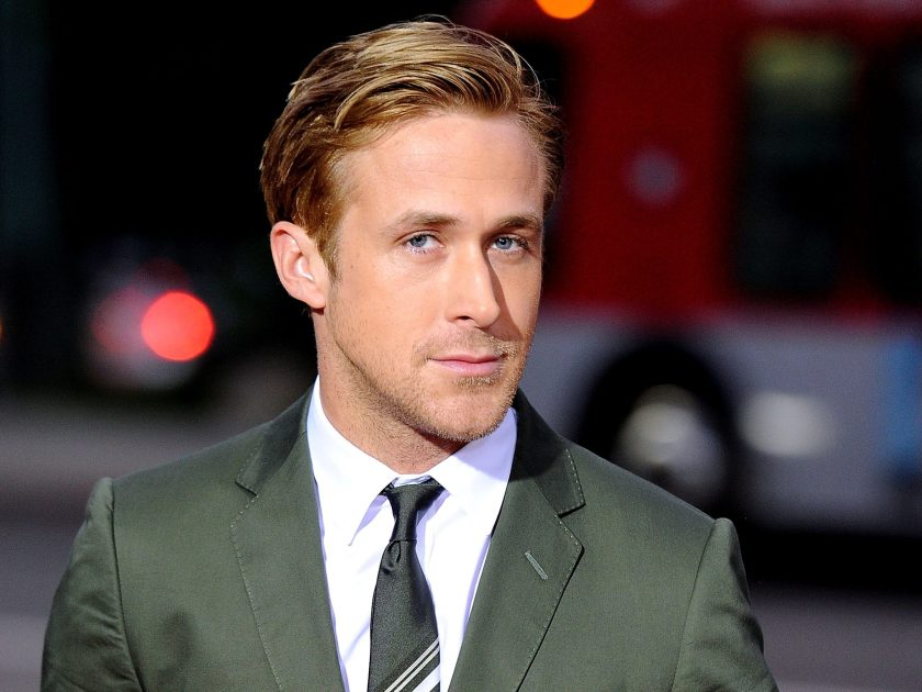 GQ Ryan Gosling 11.12 Tout