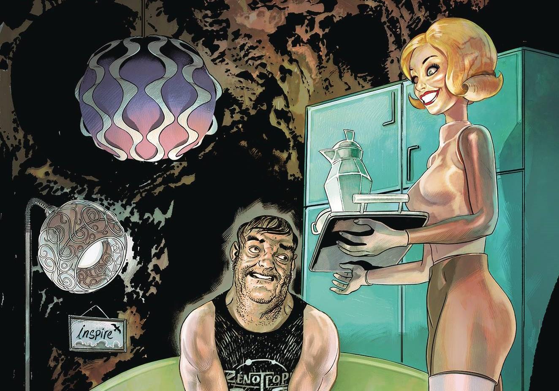 Billionaire Island #3 Review - The Super Powered Fancast