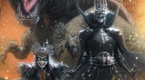 Dark Nights Death Metal Legends of the Dark Knights #1 Review