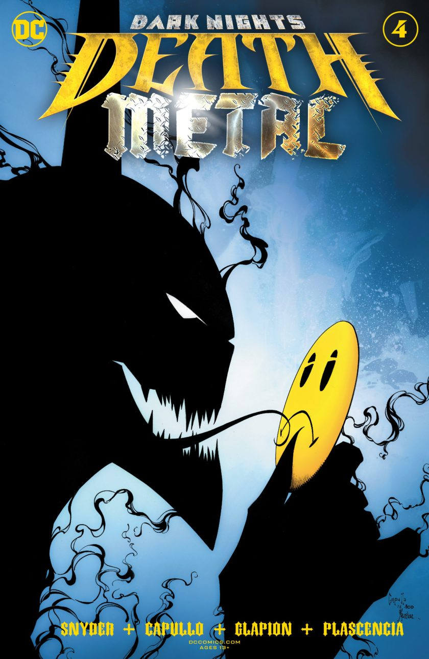 Dark Nights: Death Metal #4