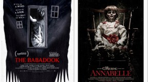 Horror Movie Showdown Day 20: The Babadook vs Annabelle (2014)