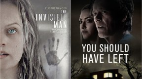 Horror Movie Showdown Day 22: The Invisible Man vs You Should Have Left (2020)
