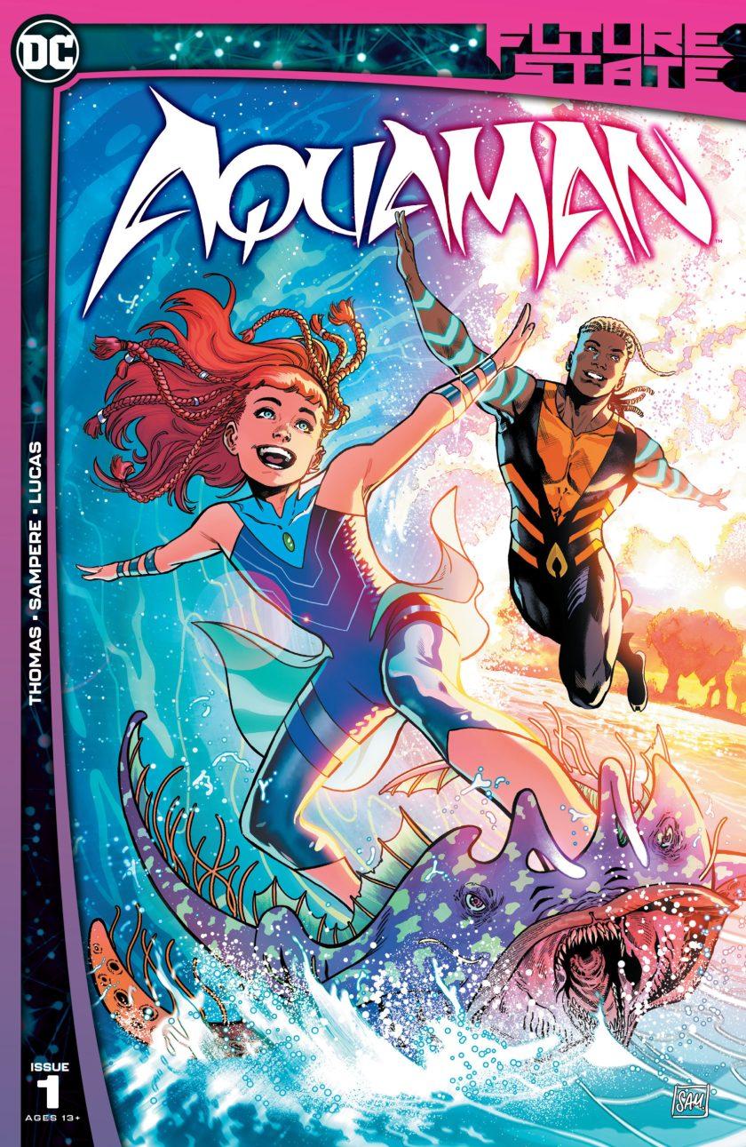 Future State Aquaman #1