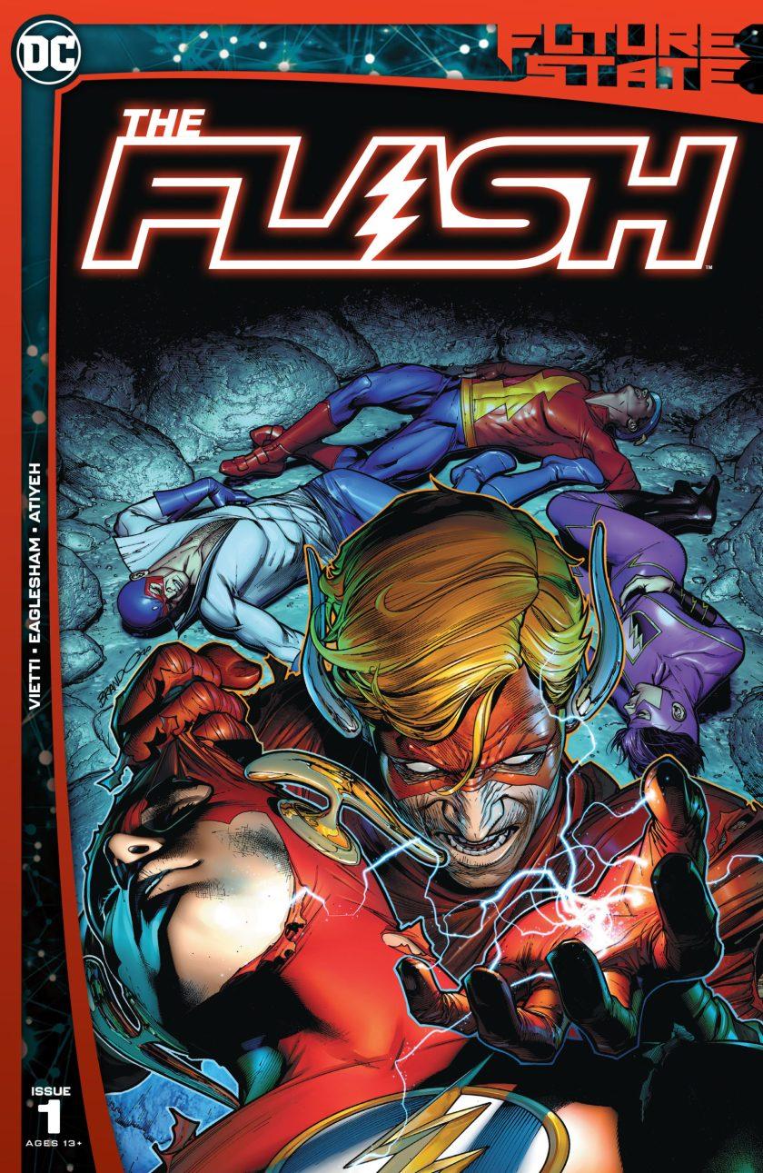 Future State The Flash #1