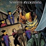 Star Trek Voyager Seven's Reckoning #4