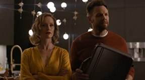 Joel McHale and Keri Bishe star in Dark Comedy 'Happily'
