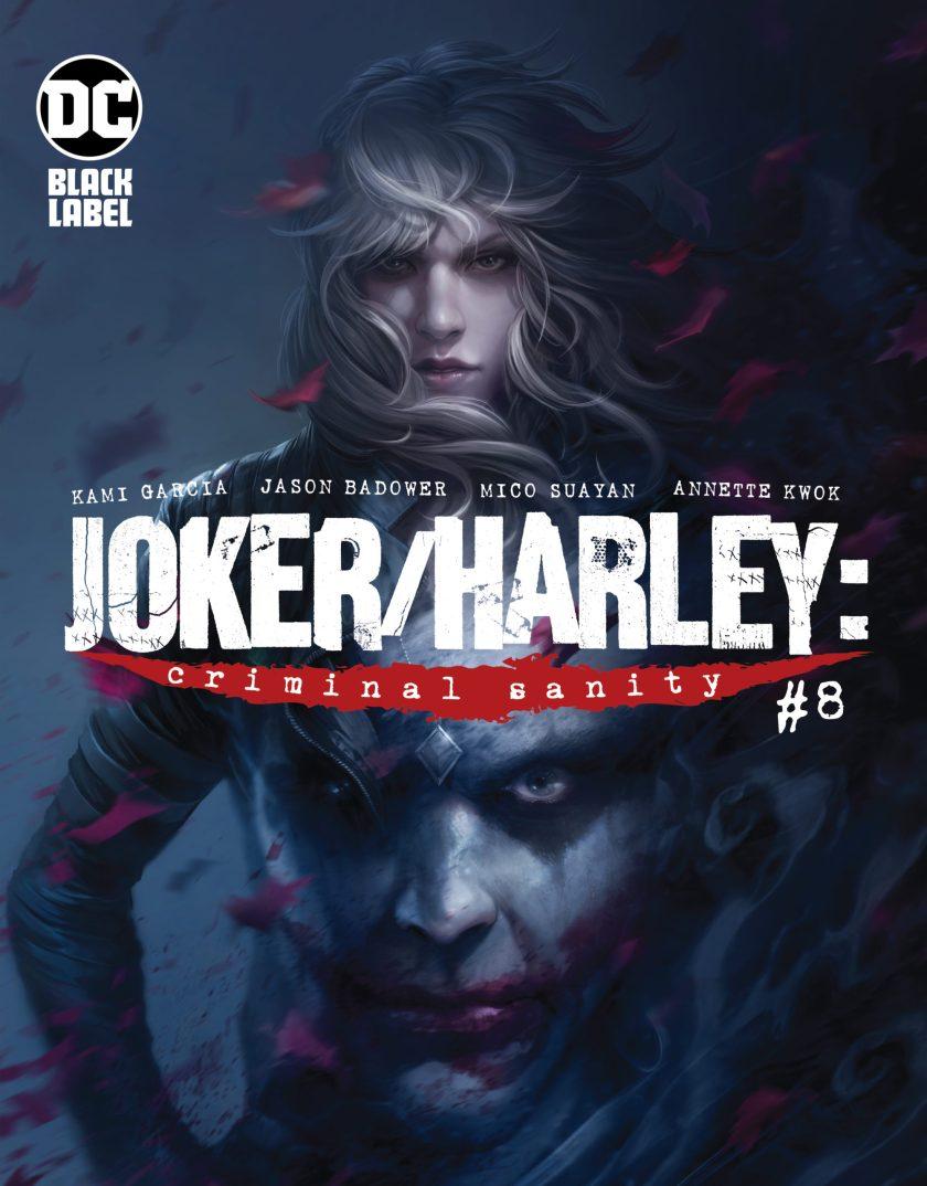 Joker/Harley: Criminal Insanity #8