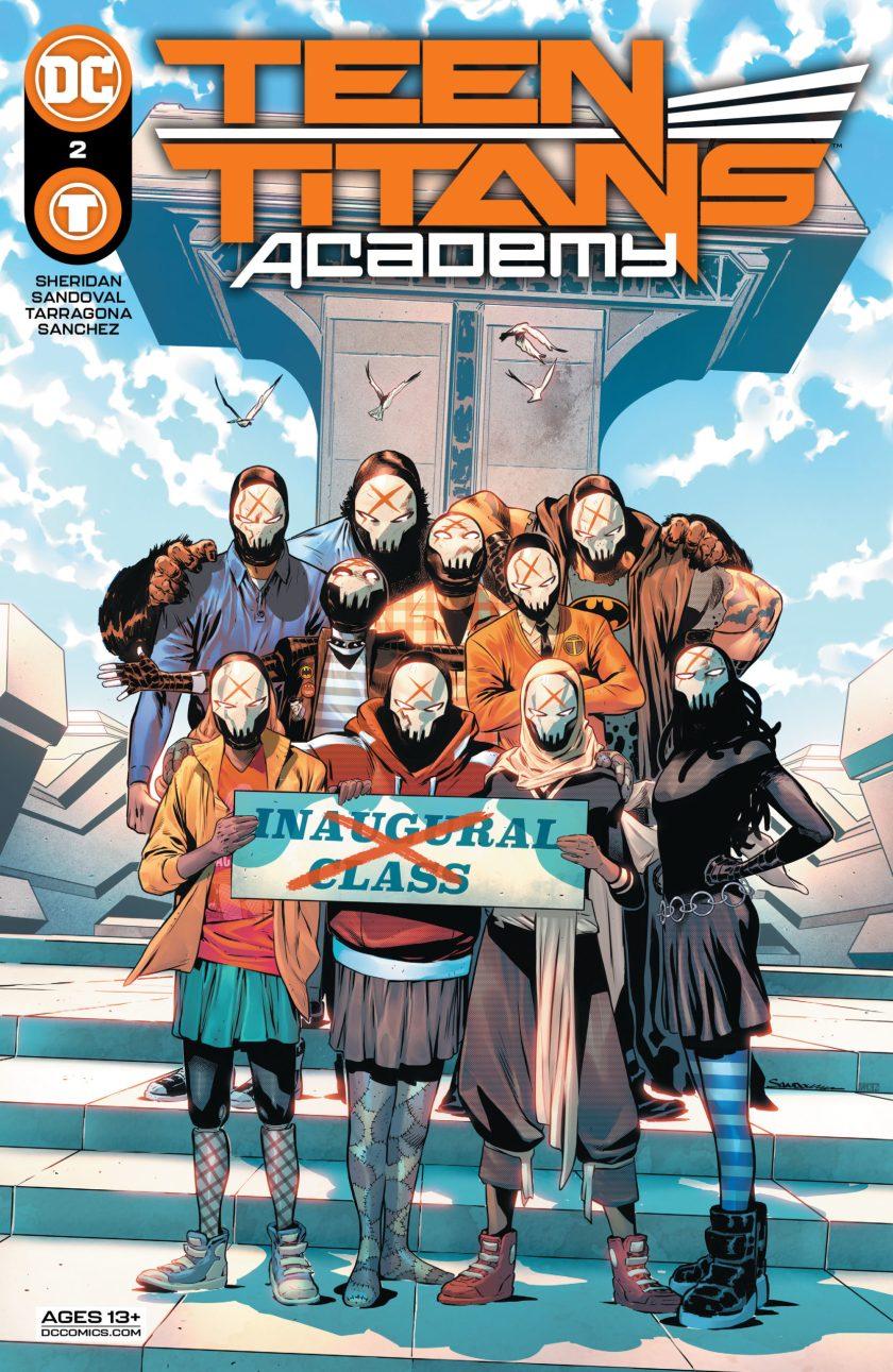 Teen Titans Academy #2