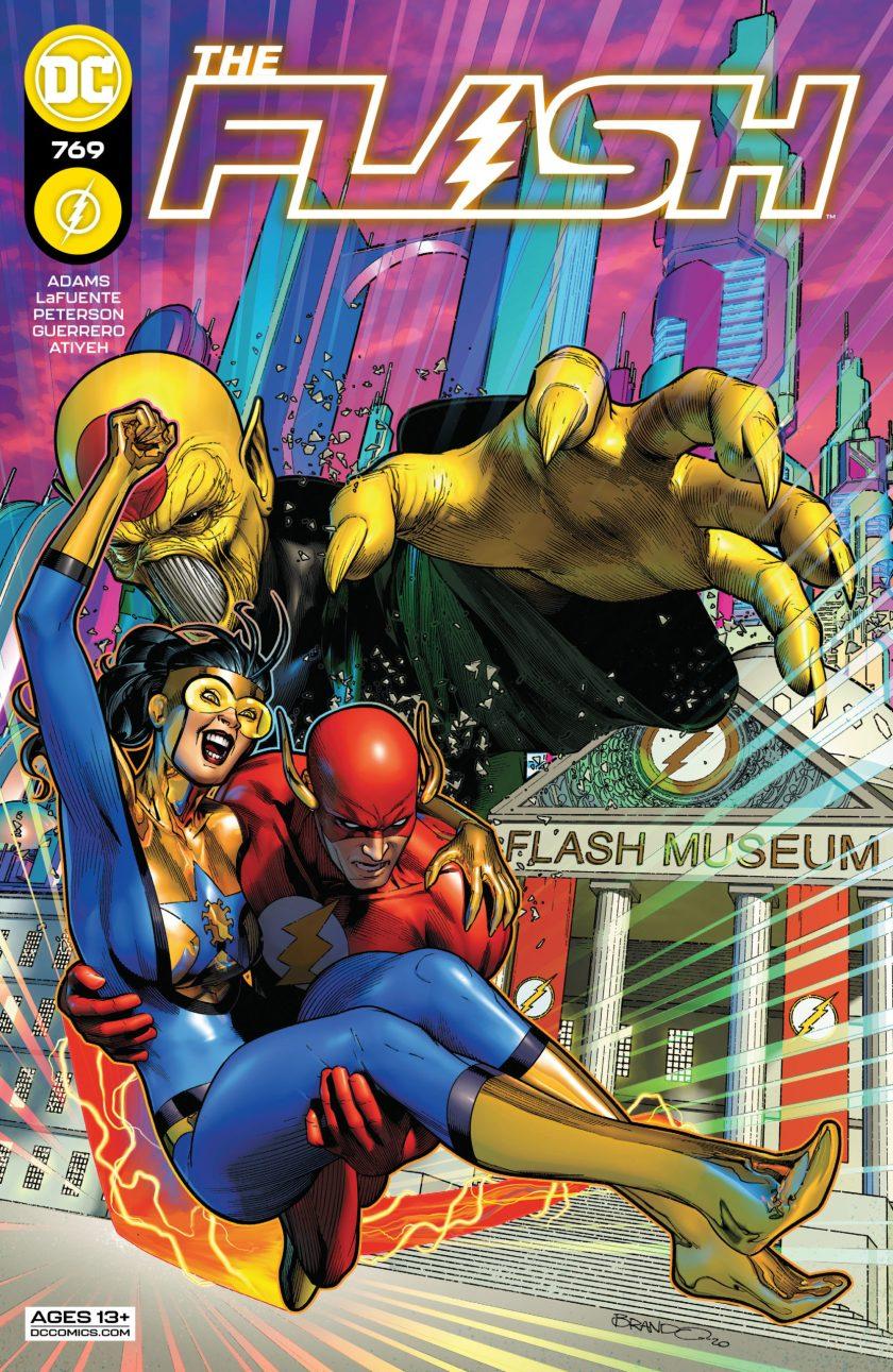 The Flash #769