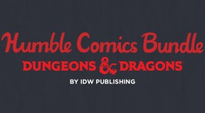 IDW Publishing Announces Dungeons and Dragons Comics Bundle Benefiting Hasbro Children's Fund