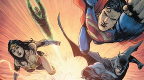Justice League Last Ride #1 Review