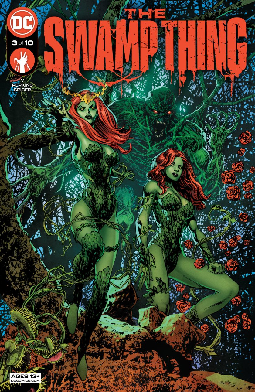 The Swamp Thing #3