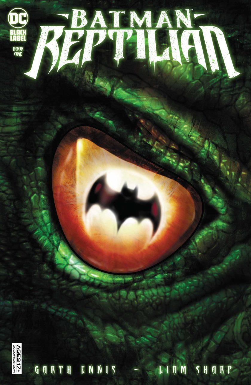 Batman Reptilian #1