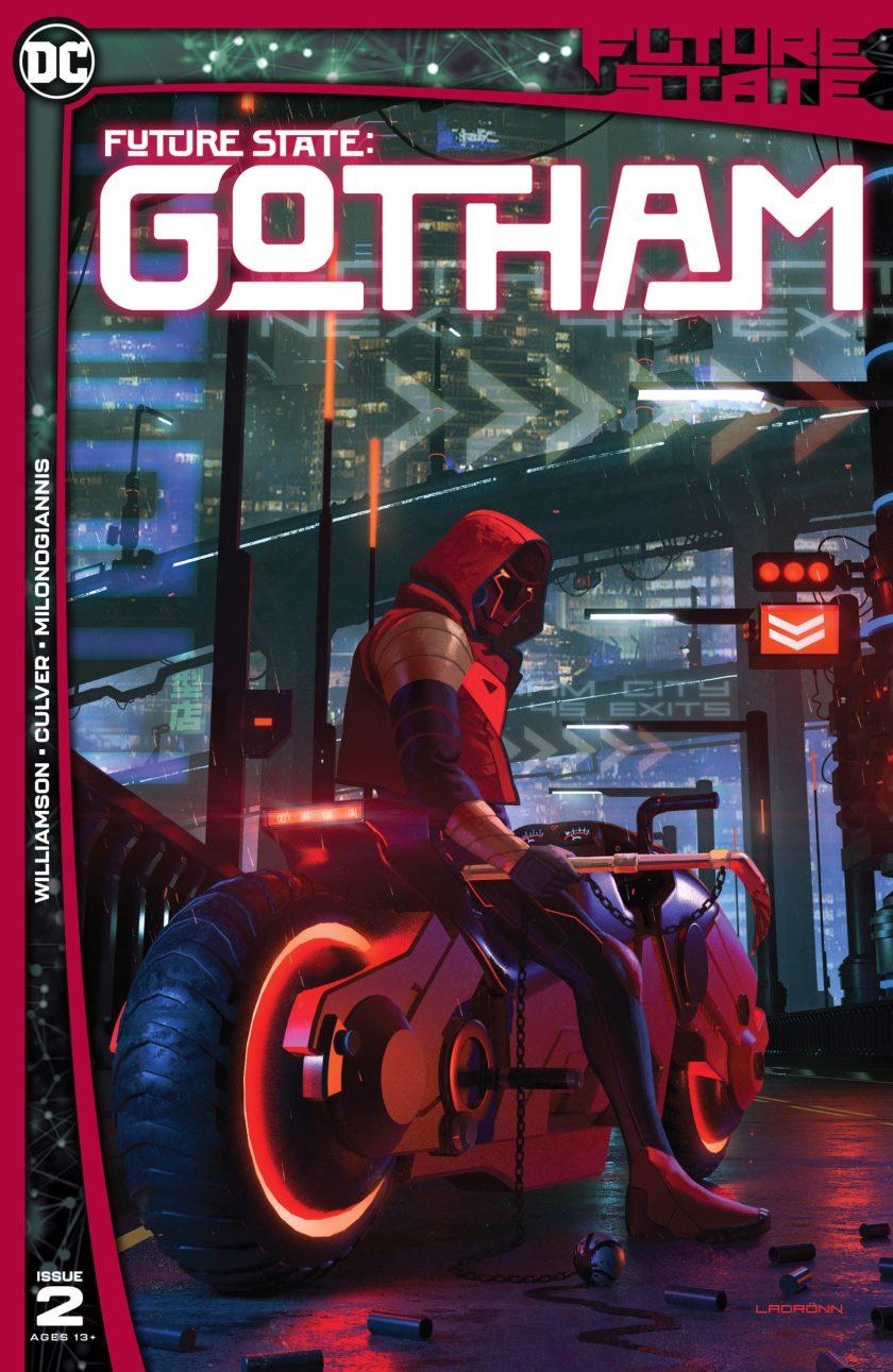 Future State: Gotham #2