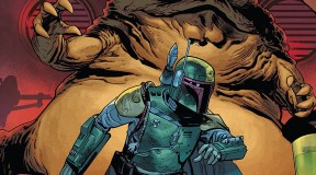 Star Wars: War of the Bounty Hunters – Jabba The Hutt #1 Review