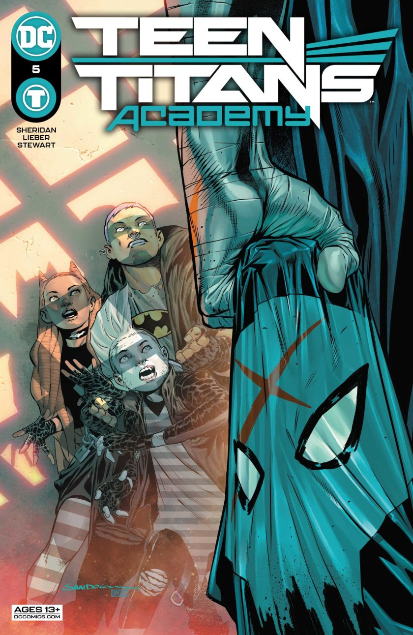 Teen Titans Academy #5