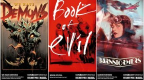 Scott Snyder to Pen 8 New Titles for Comixology Originals and Dark Horse Books