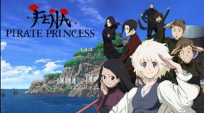 Fena: Pirate Princess coming to Adult Swim and Crunchyroll this August