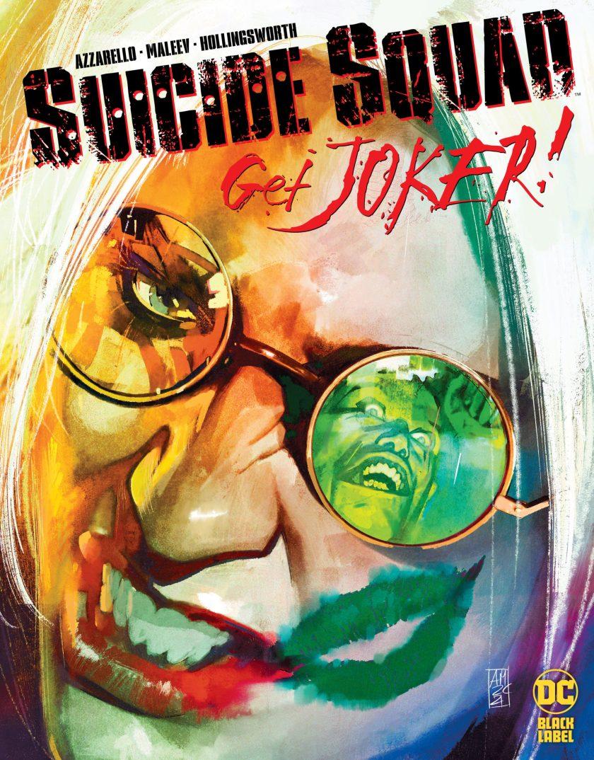 Suicide Squad: Get Joker #2