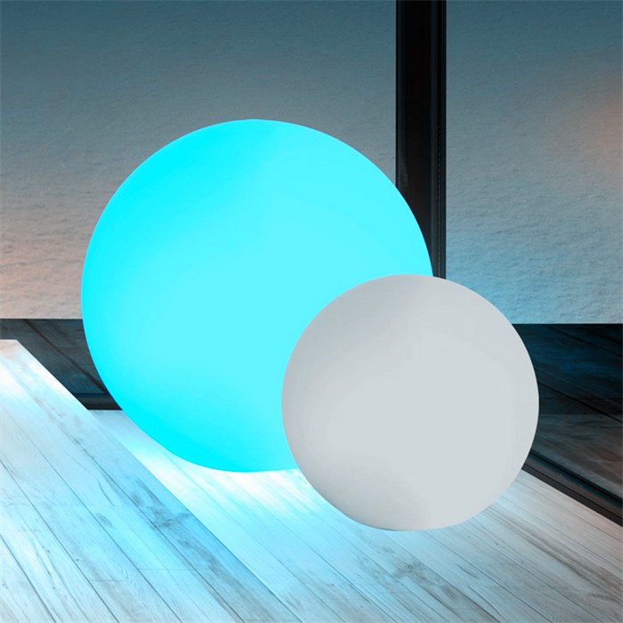 Led Ball With Remote Control Super Power Lights Co Ltd