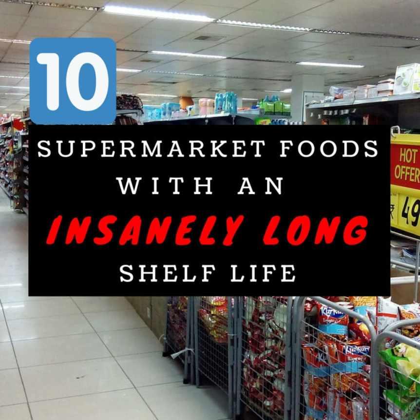 Supermarket Foods With The Longest Shelf Life