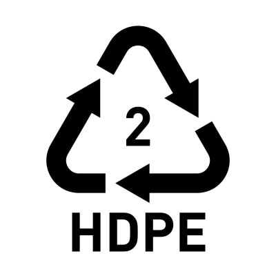HDPE 2 plastics are best for water storage.  sc 1 st  The Basics of Prepping & How to Store Tap Water for Emergencies ? SuperPrepper.com