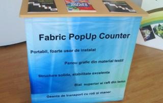 Desk Expo cu Print Textil