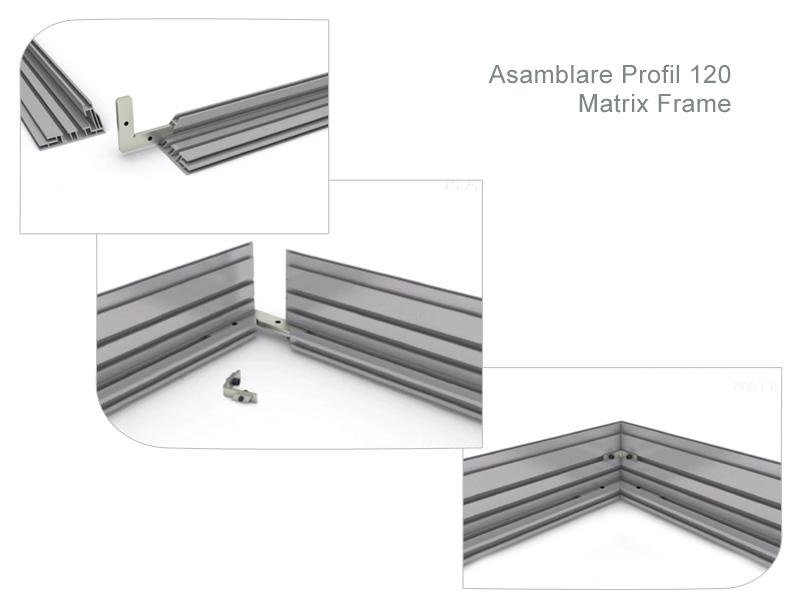 Matrix Frame - Imbinare Profile