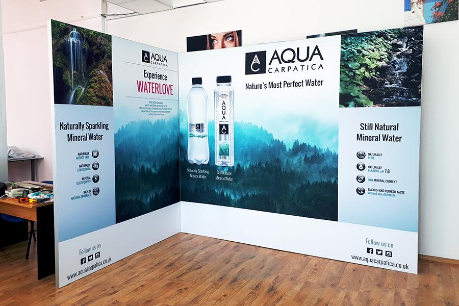 Stand Expo - Aqua Carpatica