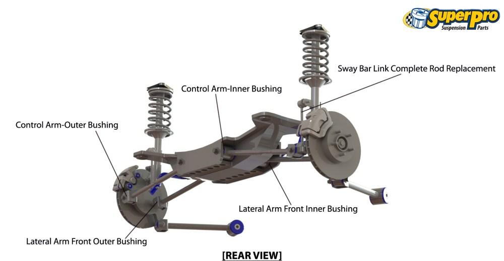 medium resolution of rear suspension diagram for toyota camry v20 v21 v22 1987 1993