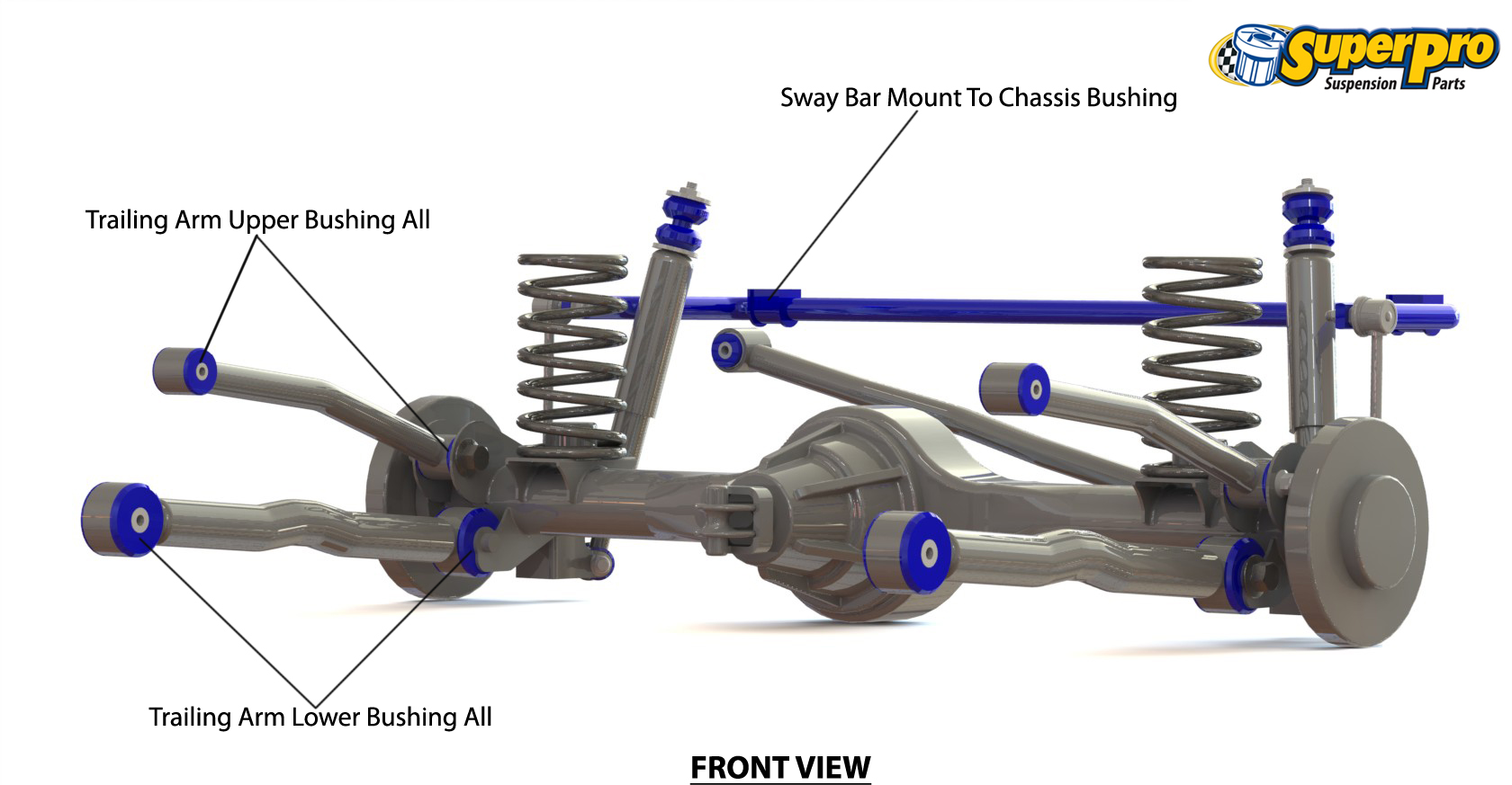 hight resolution of 2006 suzuki xl7 engine diagram images gallery superpro suspension parts and poly bushings for suzuki
