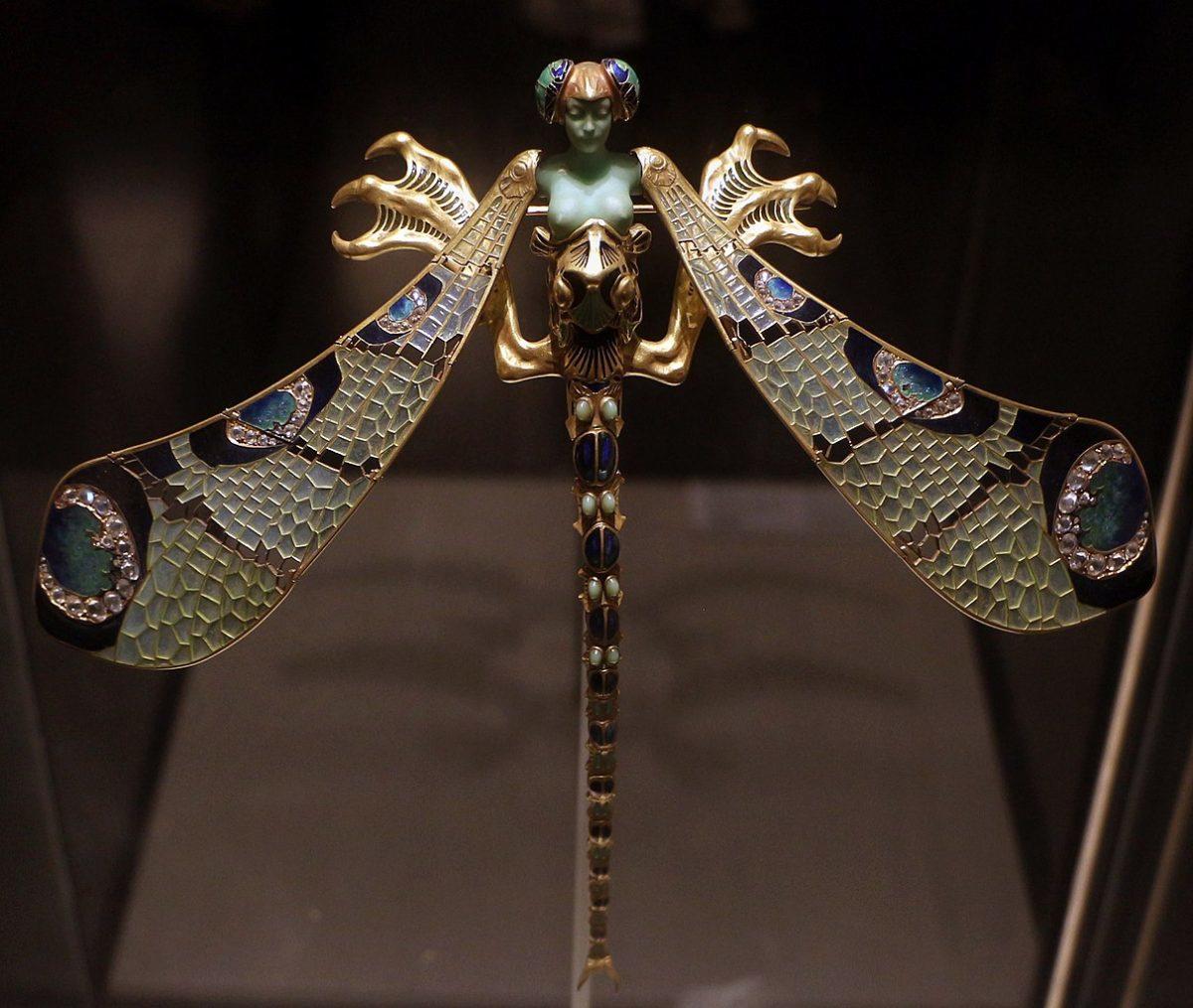 les bijoux art nouveau