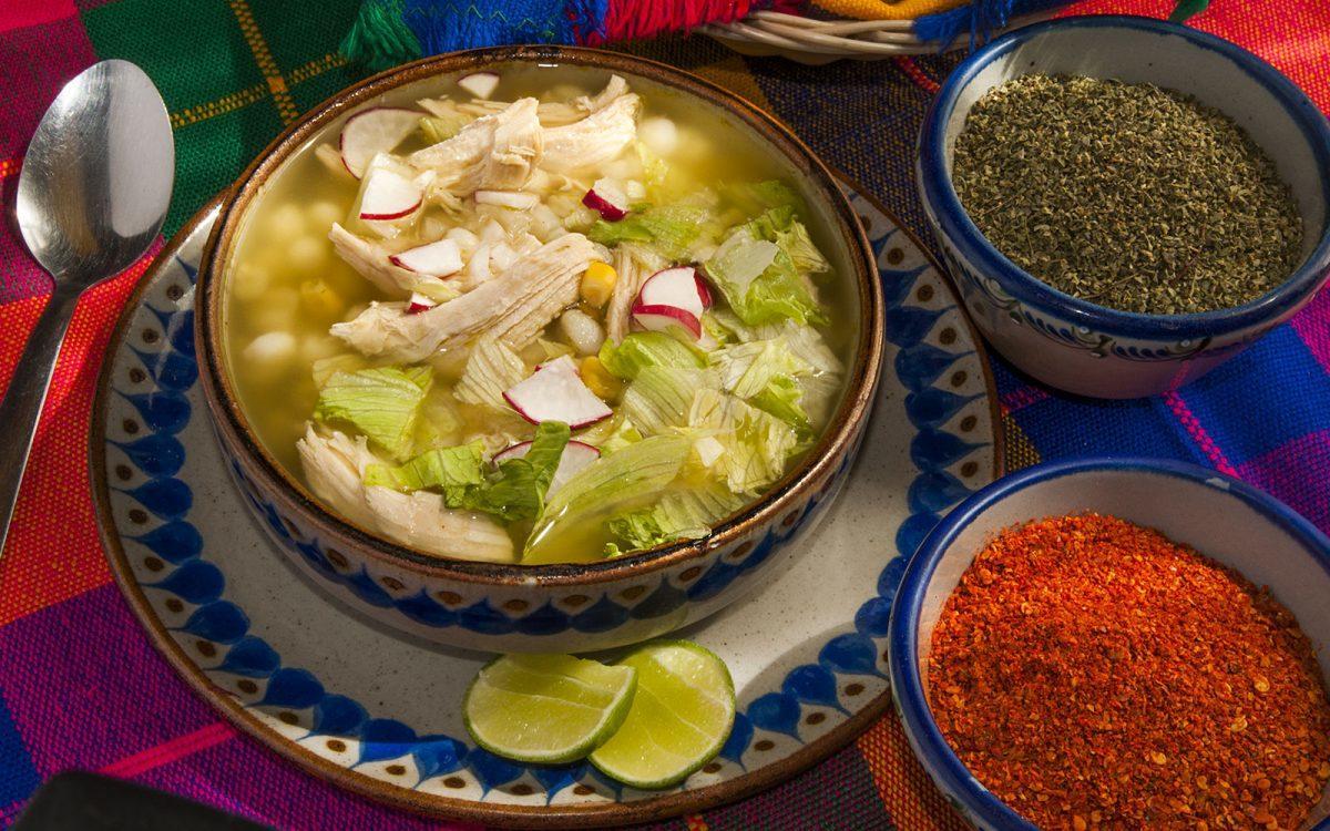 Historia de la gastronoma mexicana