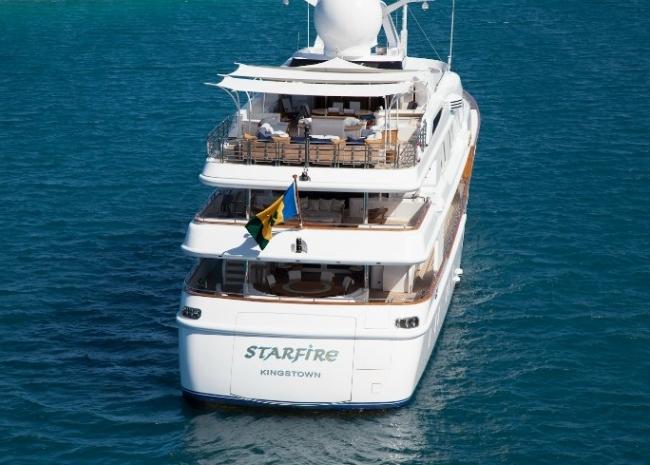 STARFIRE Motor Yachts