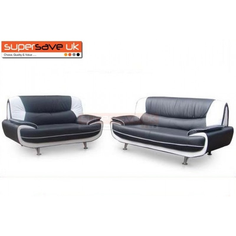3 2 leather sofa set viesso review lewis seater two piece suite black white faux supersaveuk provides an exciting range of home furnishings chesterfield genuine sofas chairs dining furniture bedroom and lots more