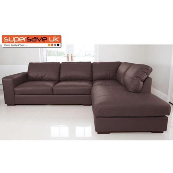 Genuine Leather Super Comfy Corner Sofa Group Milan - Year of Clean ...