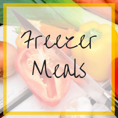 Freezer Meals, Freezer meal tips and tricks, the master guide to freezer meals, freezer meal recipes, Super Savvy Sarah