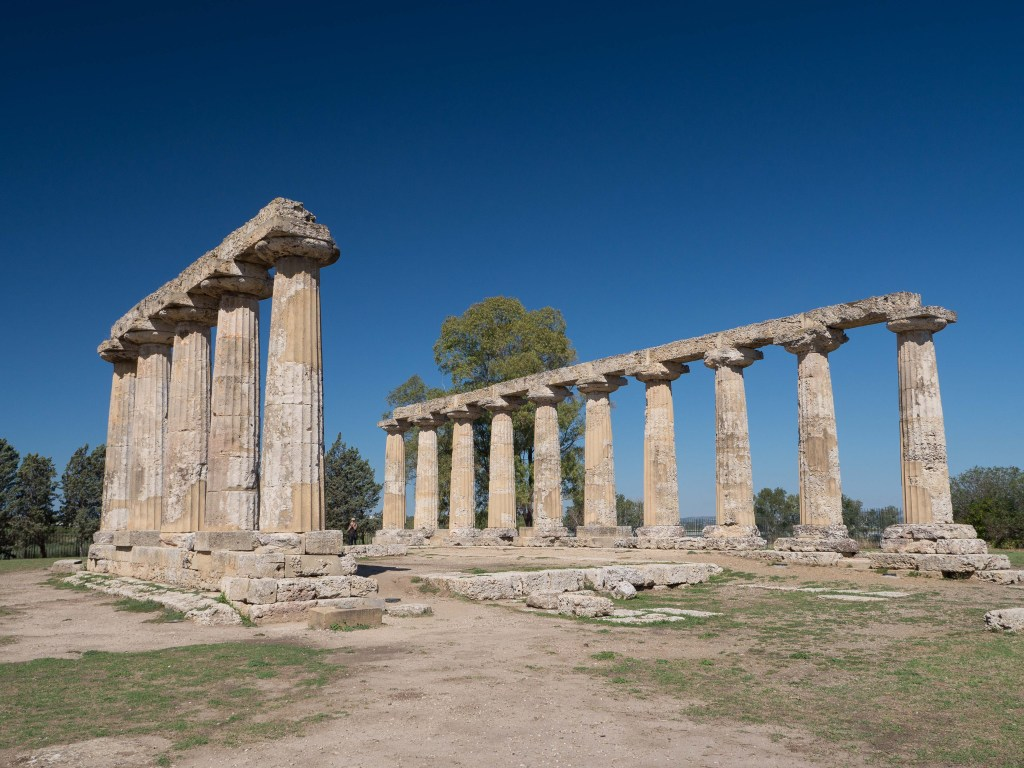 Tavole Palatine Columns